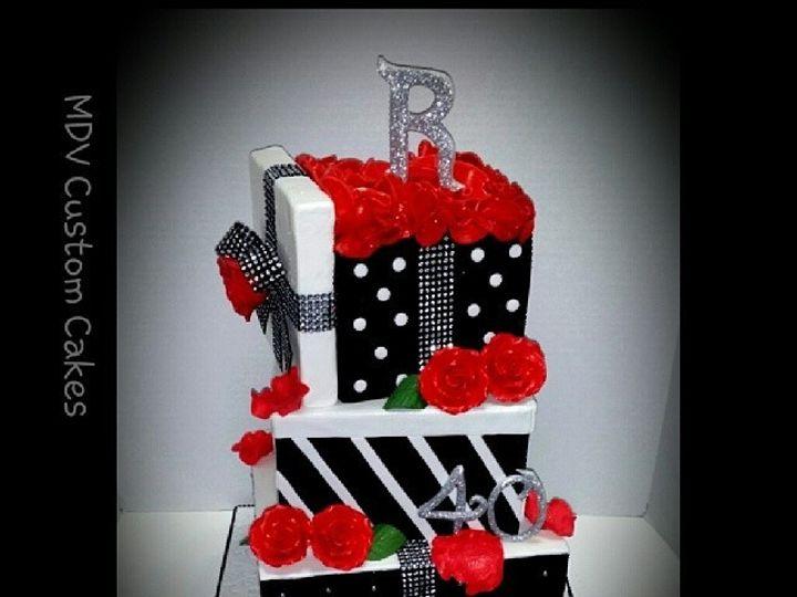 Tmx 1402958649367 254b6c8e588411e3b9f512dc2048cdbc8 Bronx wedding cake