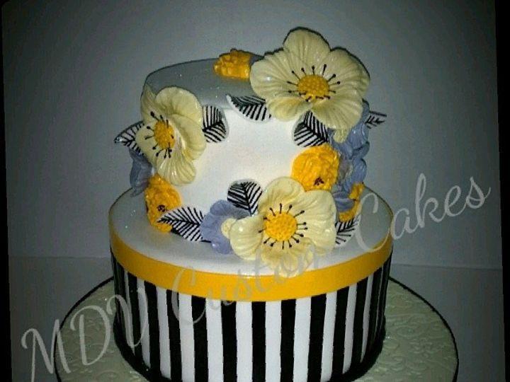 Tmx 1402958689126 Cd16c34aaa7411e3b81a124b6bbc613b8 Bronx wedding cake