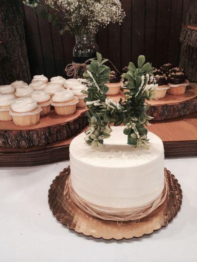 Single cake