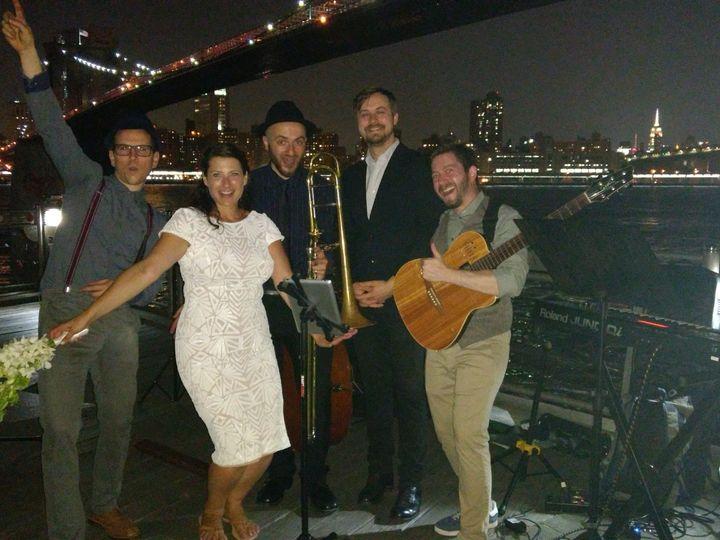 Tmx 1498713397988 Ec3dockparty Brooklyn, NY wedding ceremonymusic