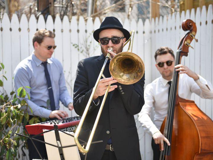 Tmx 1529778311 Ffa96646a935dead 1529778307 Da683f727052b61e 1529778304185 2 JSchmittPhoto Eric Brooklyn, NY wedding ceremonymusic