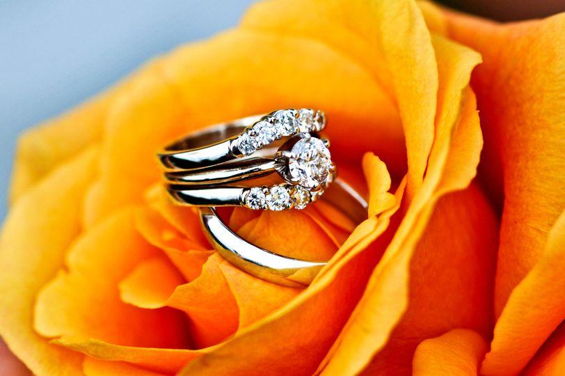Maui Wedding Rings