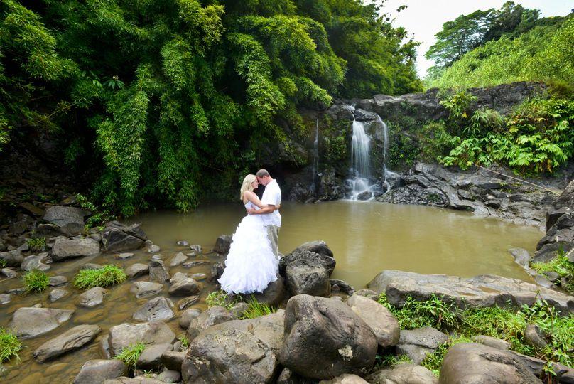 Maui Bamboo Forest Weddings