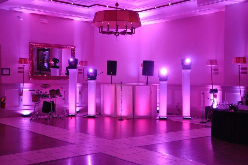 Setup Wedding DJ