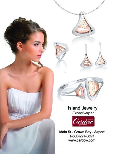 Elegant, memorable Island Jewelry for those who love the Virgin Islands!