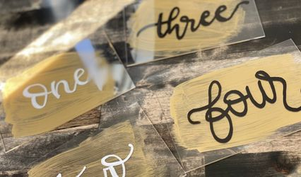 Lettering By Kenisha LLC 1