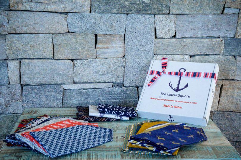 Custom designed groomsmen gift