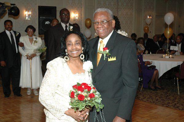 The Herbert's 50th Wedding Anniversary