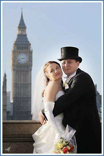 wedding in London,UK