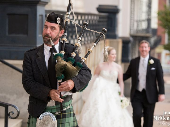 Tmx Baltimore Wedding Bagpiper Jennifer Mcmenamin 51 1043925 Towson, MD wedding ceremonymusic