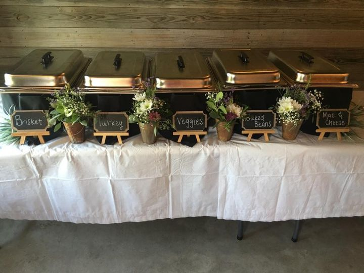 DFW BBQ Catering