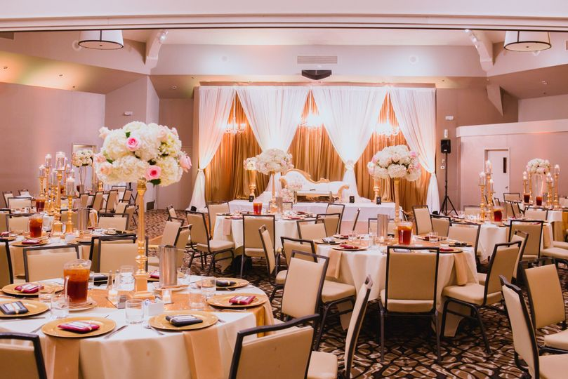 Customizable event spaces