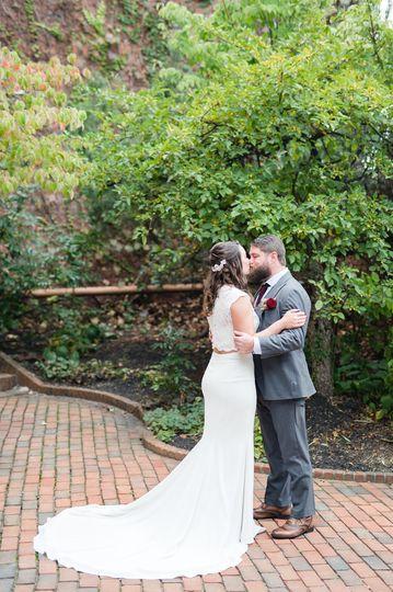 Kiss - Erica and Chris