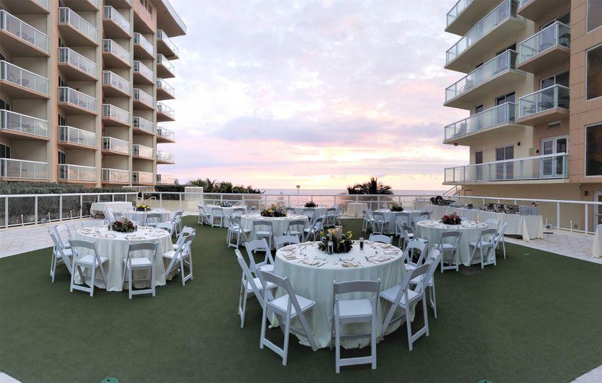 Wedding Brunch Ocean View