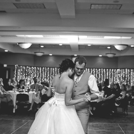 The Barrette Center Wedding