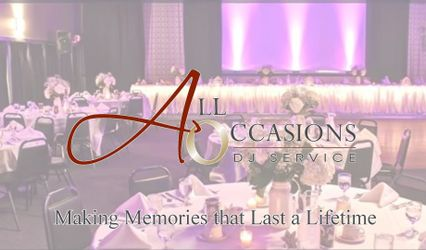 All Occasions DJ Service