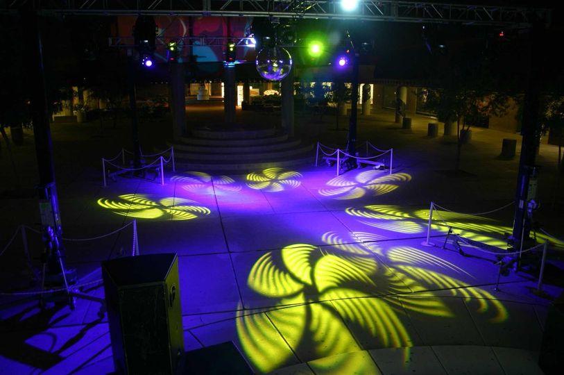 dance floor lighting 2
