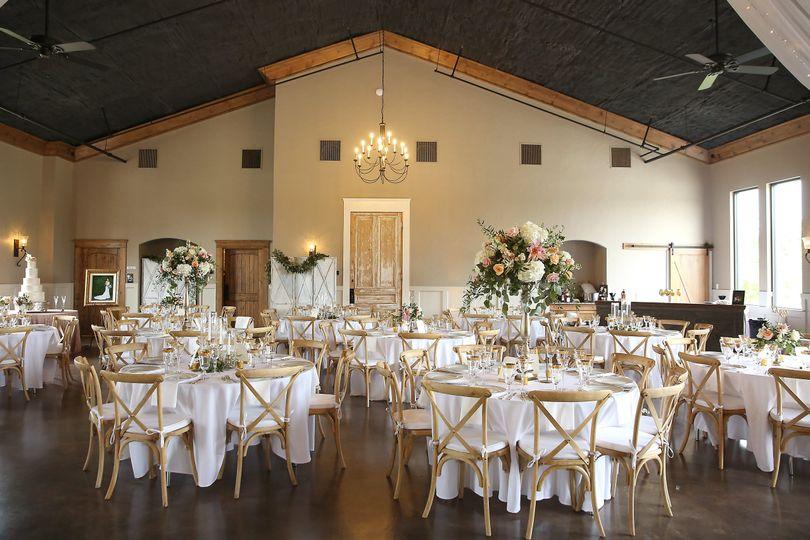 Tuscan banquet hall