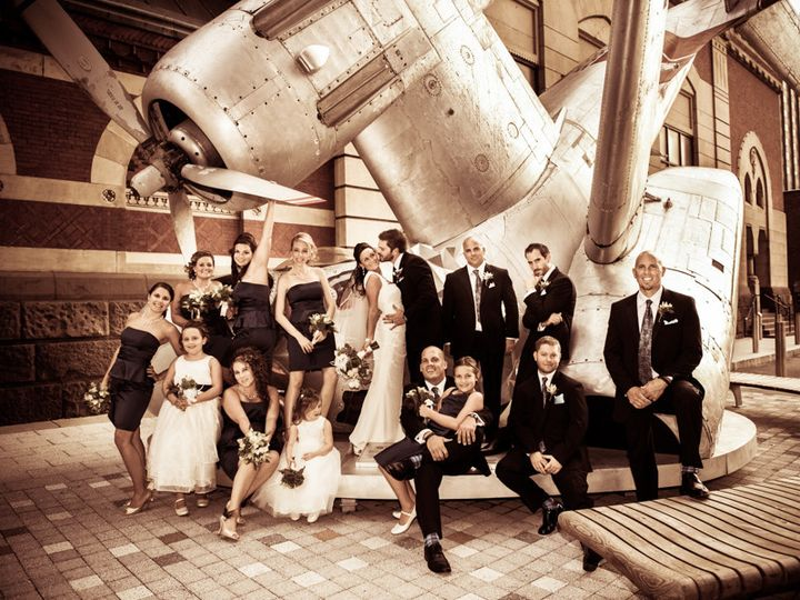 Tmx 1401824570535 Airplane Wedding Bridal Philly Glenside, PA wedding planner