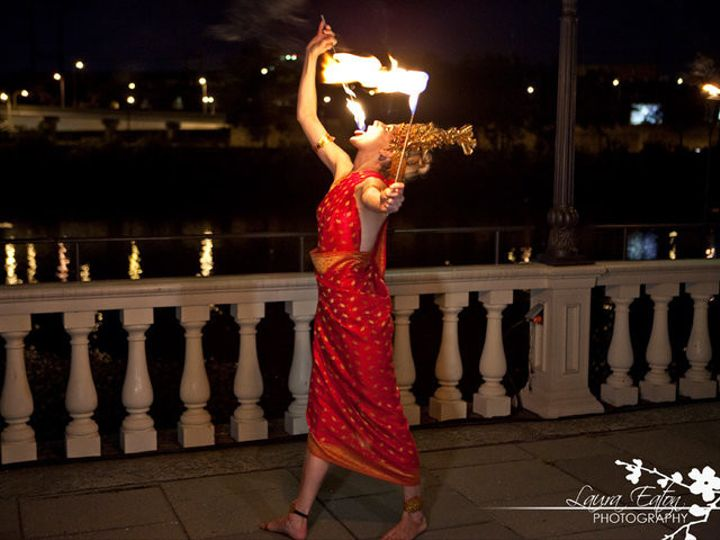 Tmx 1401824759349 Fire Eating Performers Glenside, PA wedding planner