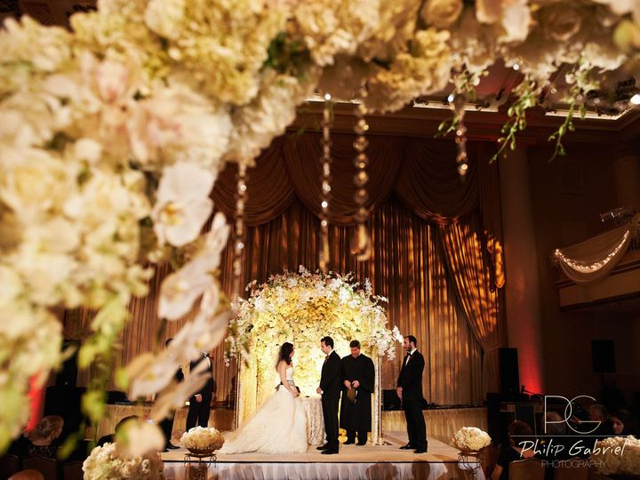 Tmx 1401824764001 Floral Arch Over The Top Glenside, PA wedding planner