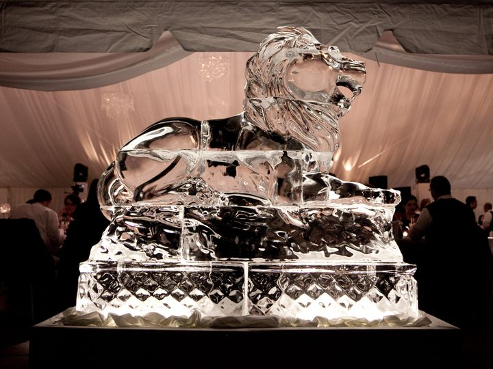 Tmx 1401824857090 Lion Ice Sculpture Grand Glenside, PA wedding planner
