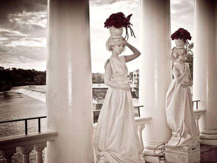 Tmx 1401824877784 Living Statues Columns Wedding Shocker Glenside, PA wedding planner