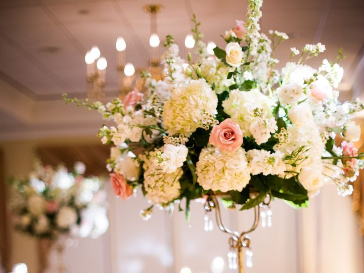 Tmx 1401824992714 Romantic High Centerpiece Slender Base Glenside, PA wedding planner