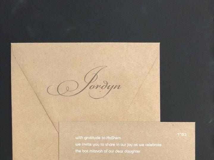 Tmx 1529449568 8183090e80377bf9 1529449563 D51b785090a458e5 1529449550670 4 IMG 2981 Lakewood, New Jersey wedding invitation