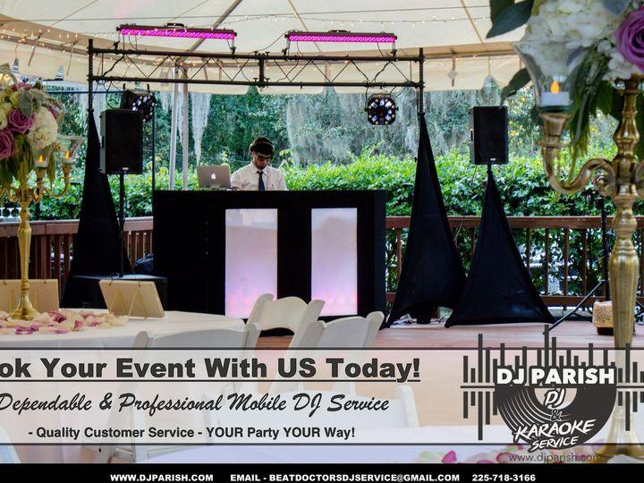 Tmx 1536996671 E5588402556cf9c1 1536996669 A9b306efc8b562ed 1536996665702 1 EVENT PROMO PIC Baton Rouge wedding dj