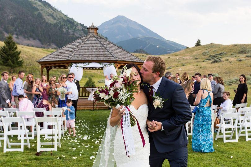Z+J Chico Hot Springs Wedding