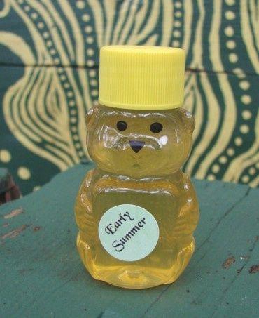 Cute little mini honey bears can be customized