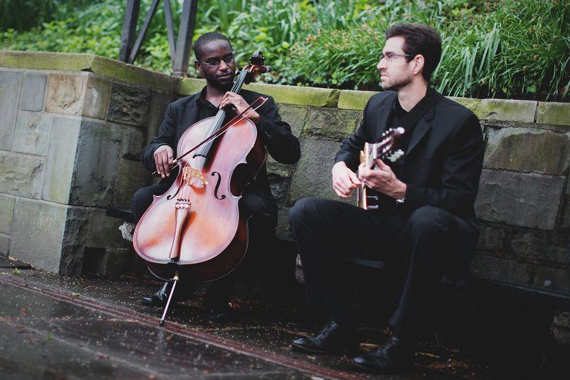 IconiQ Strings Guitar Duo