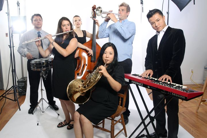 IconiQ Strings Jazz Ensemble