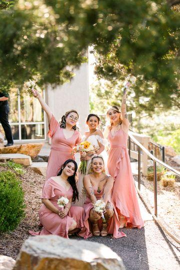 Bridesmaids MU