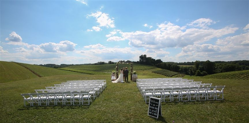 West Lawn Ceremony Site