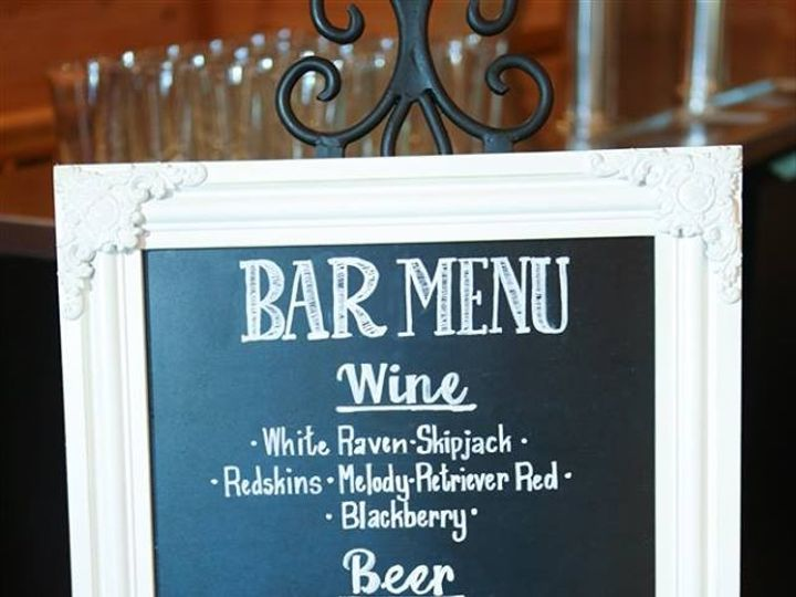 Tmx Bar Sign Photo Shoot 51 1035 1567640089 Mount Airy, MD wedding venue