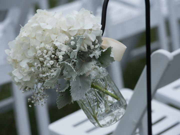 Tmx Ceremony Site Flowers On Chair White 51 1035 1567640249 Mount Airy, MD wedding venue