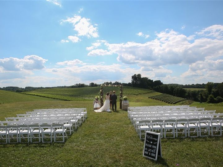 Tmx Ceremony Site Wide Shot 51 1035 Mount Airy, MD wedding venue