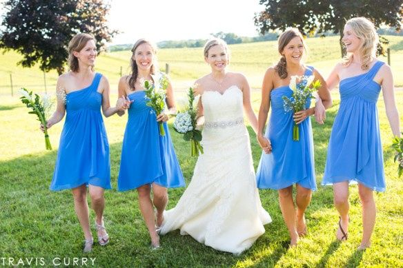 Tmx Wedding Bridesmaids In Blue 51 1035 1567640830 Mount Airy, MD wedding venue