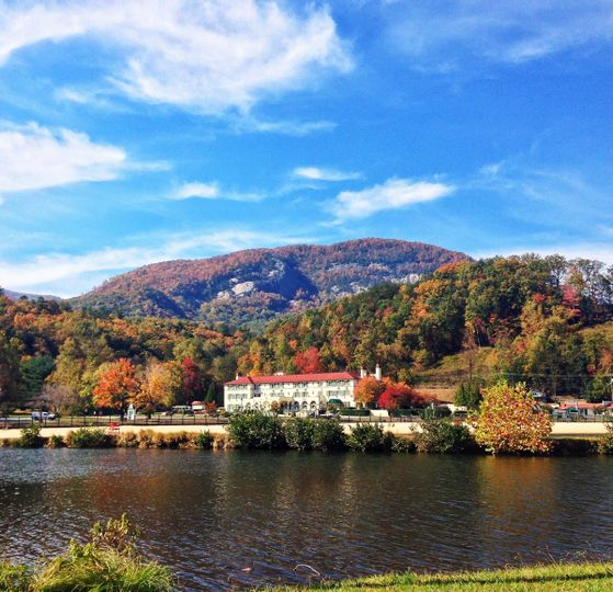Autumn In Lake Lure
