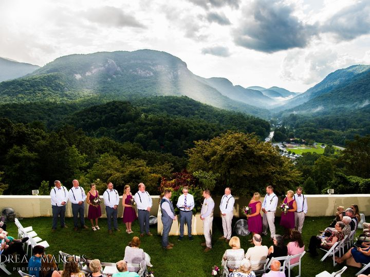 Tmx Andrea And Marcus Photography Album With Logo 44 51 161035 157703281643354 Lake Lure, NC wedding venue