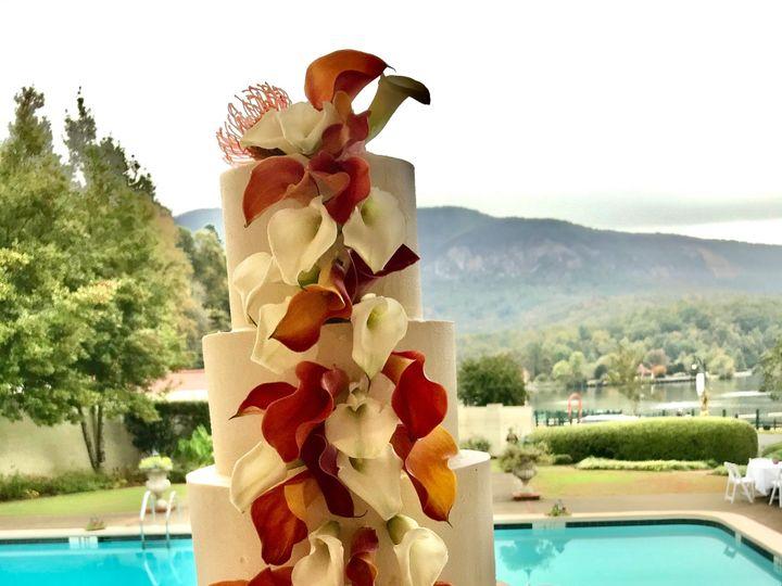 Tmx Cake Terrace 51 161035 157704989715164 Lake Lure, NC wedding venue