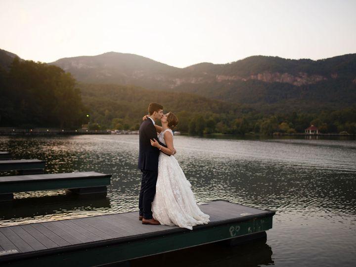 Tmx Pier Wedding Photo Selner 2019 51 161035 157703203782524 Lake Lure, NC wedding venue