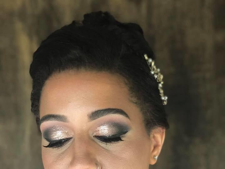 Tmx 1528216970 774771b21839c153 1528216968 Bcdfcd480bc668f4 1528216964465 10 34562275 10155860 Long Island City, NY wedding beauty