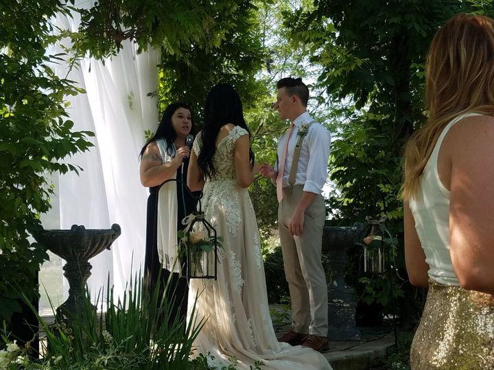 Spring Wedding!