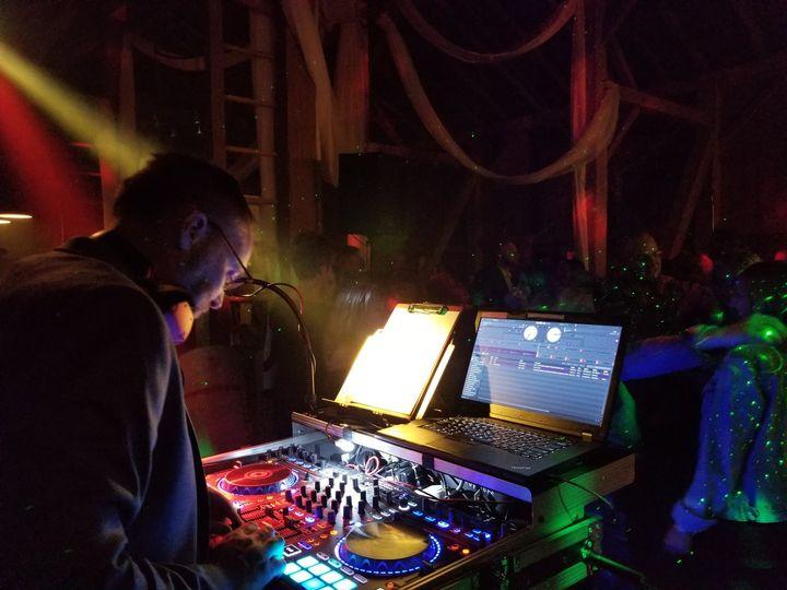 DJ Dr. Data at Meadow Brook
