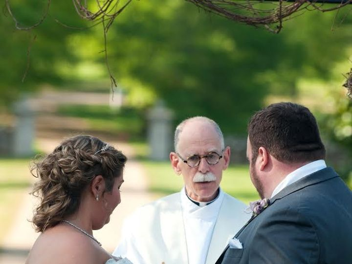 Tmx 1414149628906 Baird Forte Photo Durham, North Carolina wedding officiant