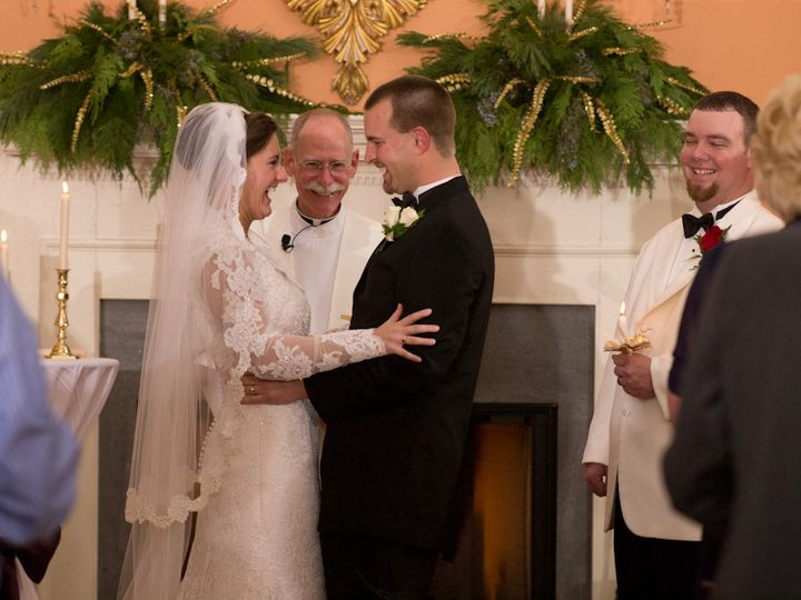 Tmx 1414149676313 Jenna  Chuck B 1 1 11 Durham, North Carolina wedding officiant