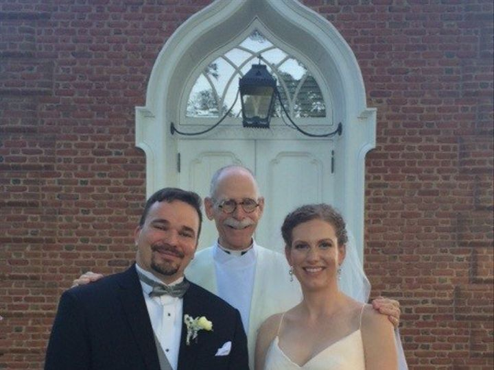 Tmx 1432732231731 Kelly  Rich Charlottesville Va 5 23 15 Durham, North Carolina wedding officiant